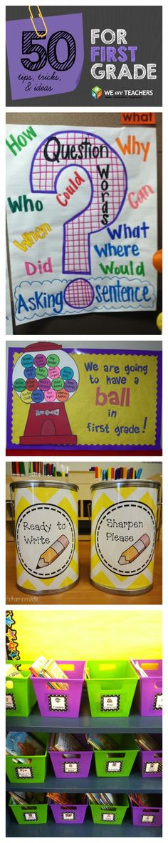 So many amazing ideas and lessons plans here! Perfect for first grade teachers!