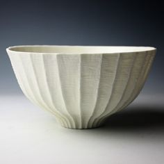 Andrew Wicks | Thrown and carved porcelain