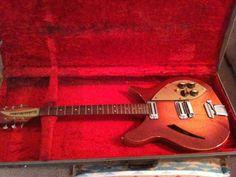 1958 Rick.  Cool Guitar