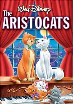 The Aristocats the-silver-screen