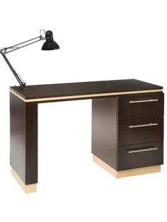 Bali Manicure Table With Lamp