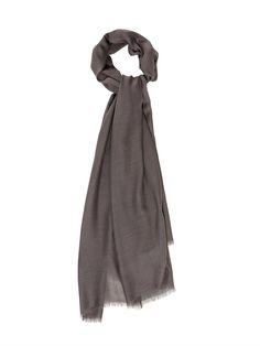 Colombo Cashmere and silk-blend scarf