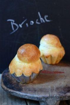 Brioche. Elegant top-knotted rolls, best when served warm.