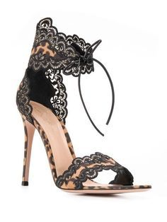 Cute Shoes, Me Too Shoes, Fab Shoes, Expensive Heels, Nylons, Leopard Sandals, Stiletto Shoes, Dream Shoes, Leggings