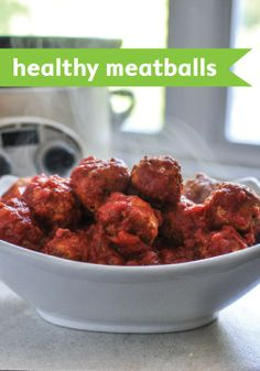 Make a healthy family meatball dinner right in the crockpot.