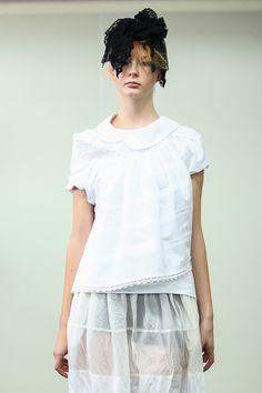 トリコ・コム デ ギャルソン(tricot COMME des GARÇONS) 2014年春夏コレクション Gallery32