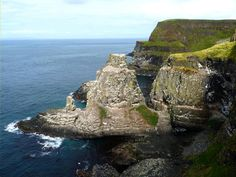 | Rathlin Island - Bird Sanctuary Life Moves Pretty Fast, Camping Car, Roots, Ireland, Bird, Explore, Water, Travel, Outdoor