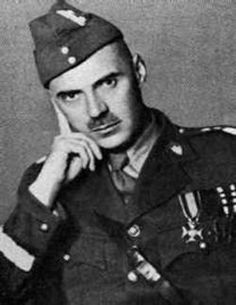 Wladyslaw Anders, Polish Army, General. One of the leaders of the exiled Polish Army, always doomed to disappointment.