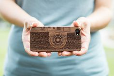 Calling all photographers! This iPhone case is for you.