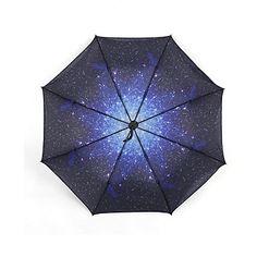 Preta Guarda-Chuva Dobrável Ensolarado e chuvoso Metal Lady / Masculino de 5185610 2016 por €102.83
