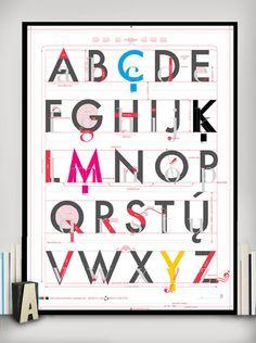 Pop Chart Lab — Alphabet of Typography