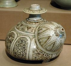 Persian Teapot by  Unknown Artist  Asian Art  Museum of San Francisco  From Iran