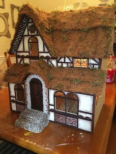 Tudor Cottage – First Floor | Mamie's Minis