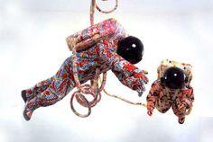 Yinka Shonibare on Pattern People
