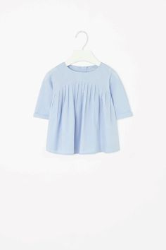 COS | Pleated cotton top