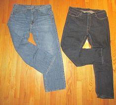 1f4822d67 2pr lot Men s AMERICAN EAGLE   LEVI S Denim Jeans 38 x 32  fashion  clothing