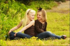 Sister Photography Poses   Tom Baker Photography » Blog Archive » 09.13.07 The Ziomek girls and ...