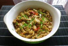 10 legjobb ázsiai recept | NOSALTY – receptek képekkel Kaja, Wok, Fried Rice, Guacamole, Cabbage, Curry, Favorite Recipes, Food And Drink, Meals