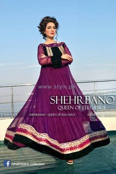 Shehrbano Party Wear Dresses 2014 For Summer 2
