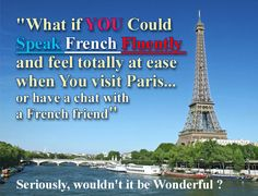 Learn to speak French fluently