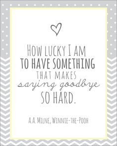 Saying goodbye was never easy job, even you have 12 bridesmaids. Or even you suffer from breakups and bad luck in love
