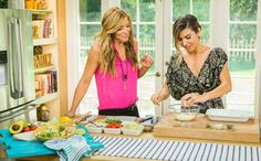 Orly Shani is preparing delicious fish tacos. Home And Family Tv, Home And Family Hallmark, Family Show, Hallmark Channel, Fish Tacos, Fish Recipes, Cooking Recipes, Dinner, Food