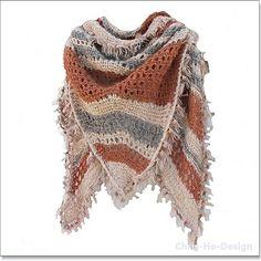 Mykt sjal i beige, rust og gråbrun. Winter, Design, Fashion, Threading, Creative, Winter Time, Moda, Fashion Styles, Fasion