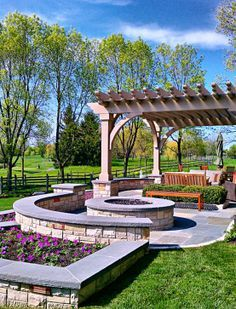 Lake Forest Residence Landscape Design