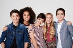 Disney Channel Shows, Disney Shows, Dance Moms Brooke, Who Are You Quizzes, Peyton Elizabeth Lee, Andi Mack Cast, Tv Show Casting, Bratayley, Love U Forever