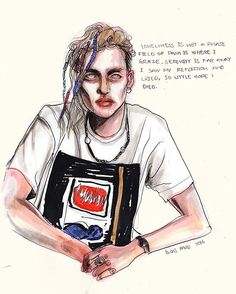 Layne Staley - April 5th 2002