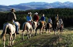 10 Best Dude Ranches for Families