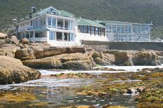 Harbour House Restaurant, Kalk Bay, Cape Town The most beautiful place to eat Great Places, Places To See, Beautiful Places, Cape Town Holidays, South Afrika, V&a Waterfront, Namibia, Cape Town South Africa, Places Of Interest