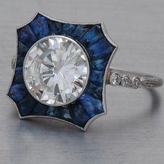 Sapphires  Wow beautiful