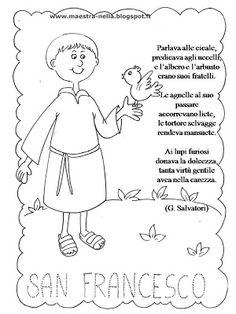 maestra Nella: San Francesco d'Assisi - 4 ottobre