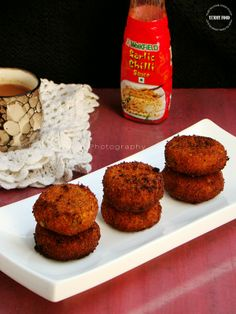 Soya and Mixed Vegetable Cutlets - http://www.kitchenflavours.net/2014/01/soya-mixed-vegetables-cutlets-guest.html