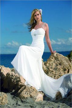 2014 beach wedding photo, sky blue beach wedding photo shoot