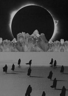 Cool #eclipse art!