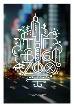 The Big Zoo by Javi Bueno.