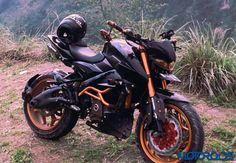 Modified Bajaj Pulsar 200NS by Judho Pralistyo (6)