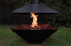 ESTIA DESIGN Caminus 1100 Outdoor fireplace