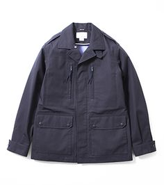 nanamica Spring 2015 GORE-TEX® Field Jacket