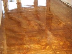 epoxy floor   great indoor use   http://www.northernconcreteinc.com/