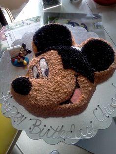 Chase's 1st Birthday Cake