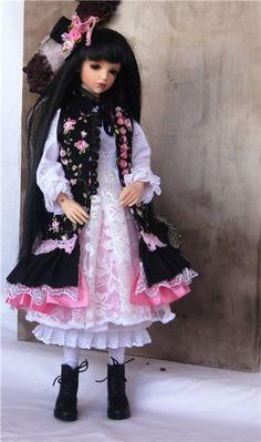 Розы в ночном саду при лунном свете )) / Все для BJD / Шопик. Продать купить куклу / Бэйбики. Куклы фото. Одежда для кукол