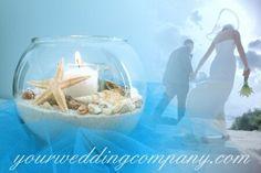 Wedding Table Decorations Beach Centerpieces, Beach Wedding Decorations, Table Decorations, Centerpiece Ideas, Centrepieces, Beach Weddings, Wedding Table, Diy Wedding, Wedding Reception