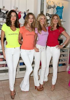 Victoria's Secret Models http://pinterest.com/dolotxuatkhau/ http://bra.com.vn