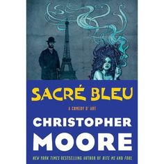 New Christopher Moore book out this week.