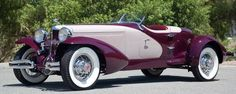 1930 Cord L-29 Boattail Speedster Project