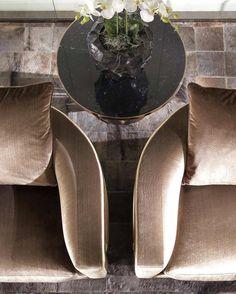 Sensual curves and precious marbles for Roberto Cavalli. Available at Palazzo Collezioni Boutique Sydney www.palazzocollezioni.com.au #robertocavalli #home #australia #palazzocollezioni #sydney #interiors  #luxurydecor