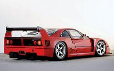1989年フェラーリF40 LM